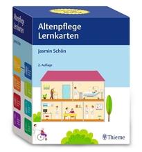 Altenpflege Lernkarten | Schön, Jasmin