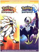 Pokemon Sonne und Pokemon Mond: Das offizielle Lösungsbuch