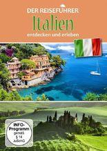 Der Reiseführer - Italien entdecken und erleben, 1 DVD