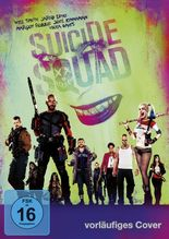 Suicide Squad, 1 DVD
