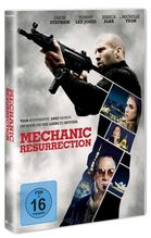The Mechanic: Resurrection, 1 DVD