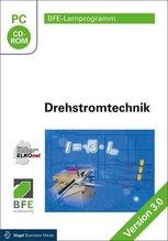 Drehstromtechnik, 1 CD-ROM