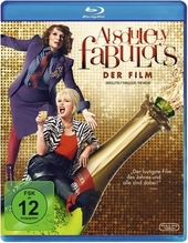 Absolutely Fabulous - Der Film, 1 Blu-ray