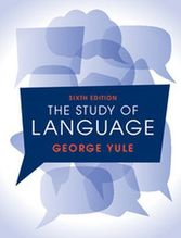 The Study of Language   Yule, George