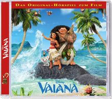 Vaiana, 1 Audio-CD