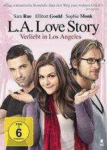 L.A. Love Story - Verliebt in Los Angeles, 1 DVD