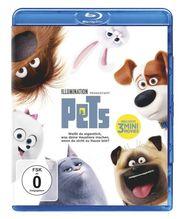 Pets, Blu-ray+ Digital HD UV