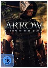 Arrow. Staffel.4, 5 DVDs