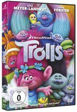 Trolls, 1 DVD