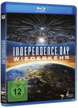 Independence Day 2, 1 Blu-ray + Digital UV