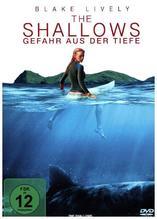 The Shallows - Gefahr aus der Tiefe, 1 DVD