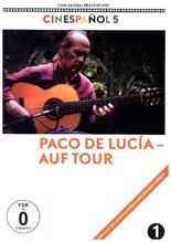 Paco de Lucía - Auf Tour, 1 DVD (OmU)