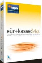 WISO eür+kasse:Mac 2017, CD-ROM