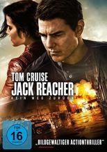 Jack Reacher: Kein Weg zurück, 1 DVD