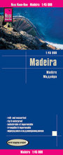 World Mapping Project Reise Know-How Landkarte Madeira (1:45.000)