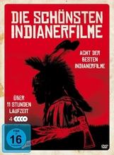 Die schönsten Indianerfilme, 4 DVD
