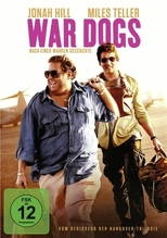 War Dogs, 1 DVD