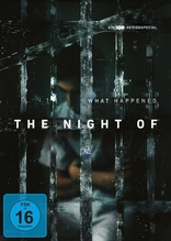 The Night of - Serienspecial, 3 DVDs