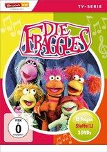 Die Fraggles. Staffel.1.1, 3 DVDs
