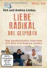 Liebe Radikal - das Gespräch, 2 DVDs | Lindau, Veit; Lindau, Andrea