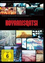 Koyaanisqatsi - Prophezeiung, 1 DVD