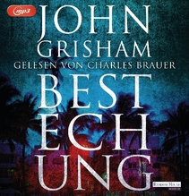 Bestechung, 2 MP3-CDs | Grisham, John