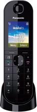 KX-TGQ400GB Schnurloses IP-Telefon schwarz