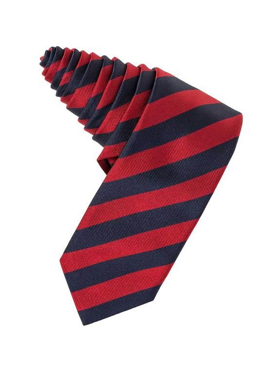 Clubstreifen-Krawatte