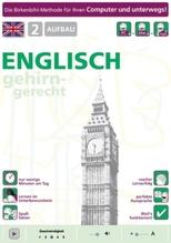 Englisch gehirn-gerecht, 2 Aufbau, 1 CD-ROM