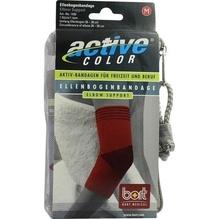 Bort ActiveColor Ellenbogenbandage medium rot 1 St