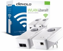 dLAN 550+ WiFi Starter Kit Power WLAN