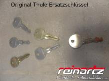 Thule Ersatzschlüssel, Schlüssel für Dachbox, Fahrradträger, Heckträger