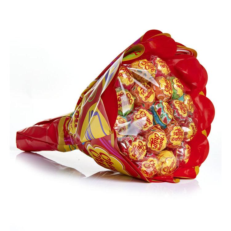 Chupa Chups Lutscher Flower Bouquet Blumenstrauß