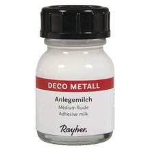 Deco-Metall-Anlegemilch, Flasche 25ml