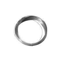Silberdraht mit Kupferkern, 0,80 mm ø, SB-Btl. 6 m