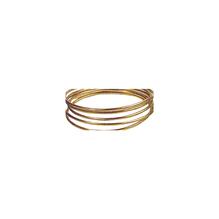 Aludraht, extrem formbar, 2mm ø, SB-Btl 2m, gold