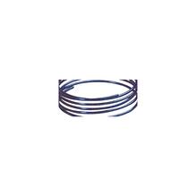 Aludraht, extrem formbar, 2mm ø, SB-Btl 2m, d.blau