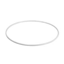 Metallringe, beschichtet, weiß, 18cm ø