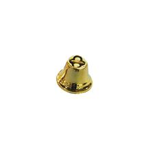 Metallglöckchen, 22 mm, SB-Btl. 10 Stück, gold