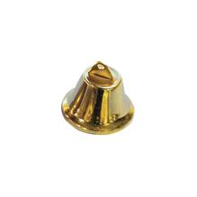 Metallglöckchen, 38 mm, SB-Btl. 5 Stück, gold