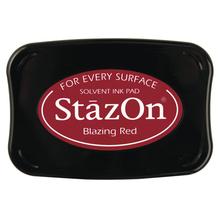 Stempelkissen StazOn , feuerrot