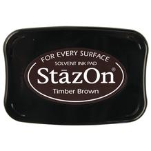 Stempelkissen StazOn , dunkelbraun