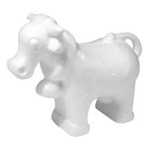 Styropor-Kuh 13x16 cm