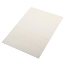 Crepla Platte Glitter, 30x45x0,2cm, weiß