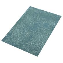 Crepla Platte Glitter, 30x45x0,2cm, h.blau