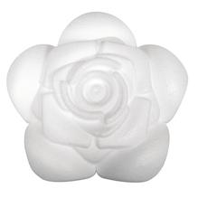 Styropor Rose, 9x3cm