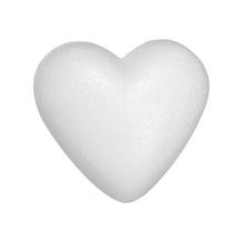 Styropor-Herz, 5cm, 3 St. eingeschweißt