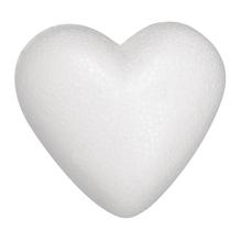 Styropor-Herz, 9cm, 3 St. eingeschweißt