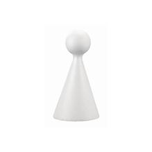 Styropor-Figurenkegel, 15 cm