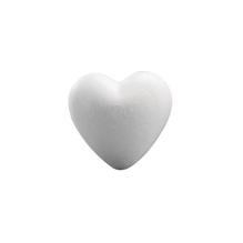 Styropor-Herz 12 cm, voll